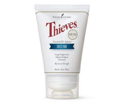 YOUNG LIVING THIEVES CHEST RUB