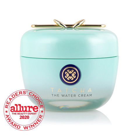Tatcha The Water Cream Oil-Free Pore Minimizing Moisturizer
