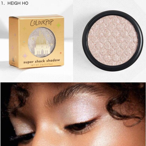 Colourpop X Disney Collection Super Shock Shadow - Heigh Ho