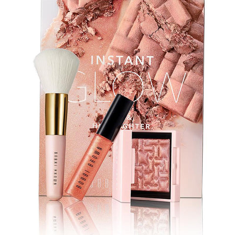 Bobbi Brown Instant Glow Lip & Highlighter Set