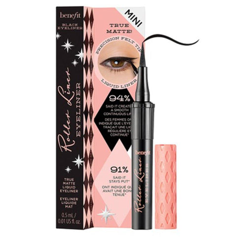 BENEFIT COSMETICS Roller Liner Waterproof Liquid Eyeliner mini (unboxed)