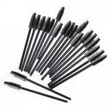 Disposable Mascara Wands / Spoolie -12 pc