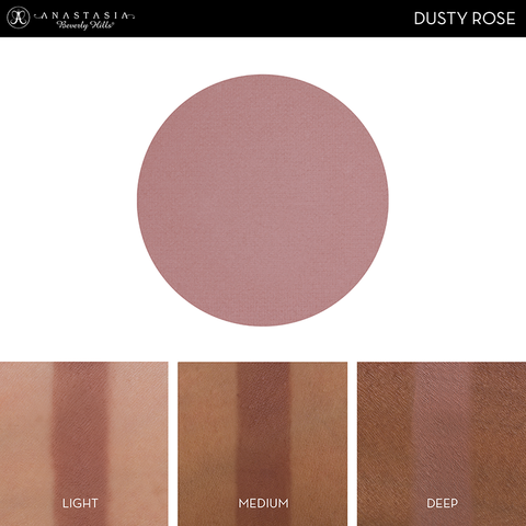 Anastasia Beverly Hills EYE SHADOW SINGLES - DUSTY ROSE