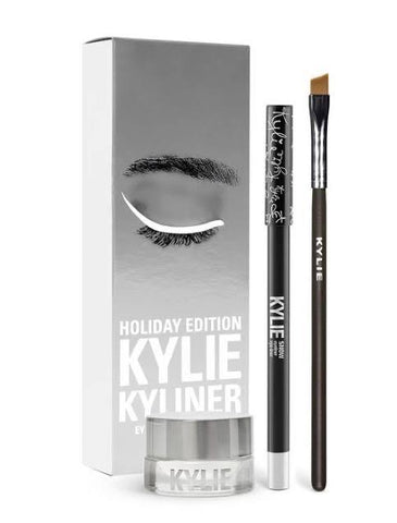Kylie cosmetics snow kyliner kit (no box)