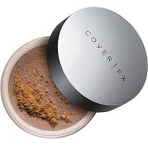 COVER FX Perfect Setting Powder - mini translucent deep