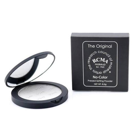 RCMA MAKEUP No Color Pressed Powder