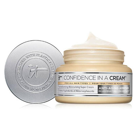 IT COSMETICS Confidence in a Cream Hydrating Moisturizer Mini (7mL)