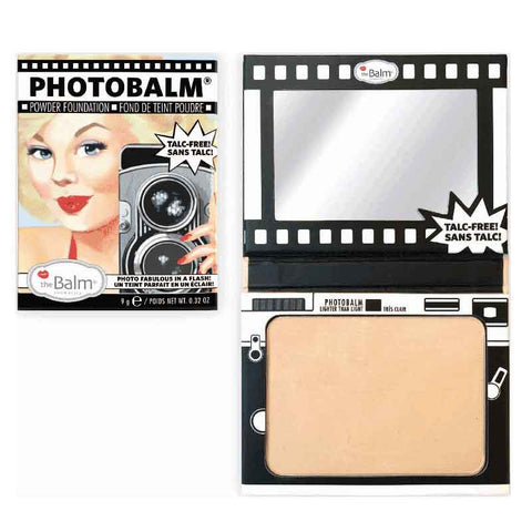 Photobalm powder foundation - light