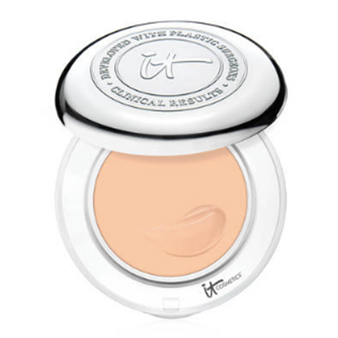 IT Cosmetics Confidence in a Compact™ with SPF 50+ Medium Tan