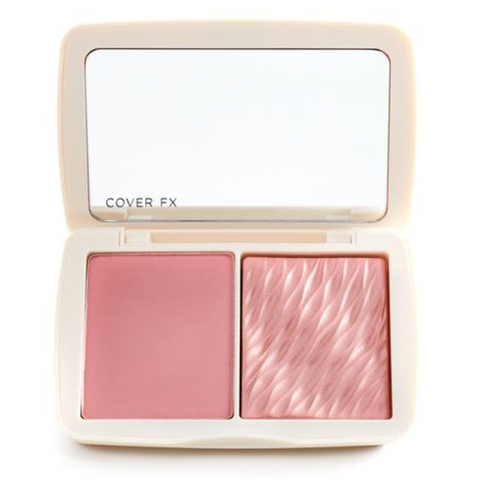 Cover Fx Monochromatic Blush Duo - Mojave Mauve