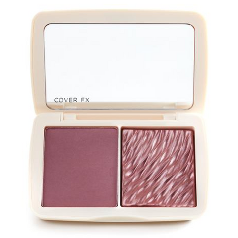 Cover Fx Monochromatic Blush Duo - Sweet Mulberry
