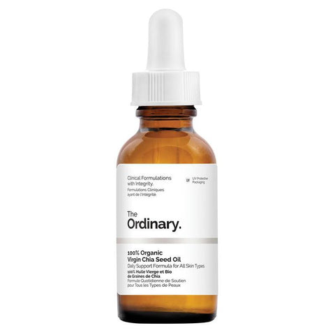 THE ORDINARY 100% Organic Virgin Chia Seed Oil( 30ml )