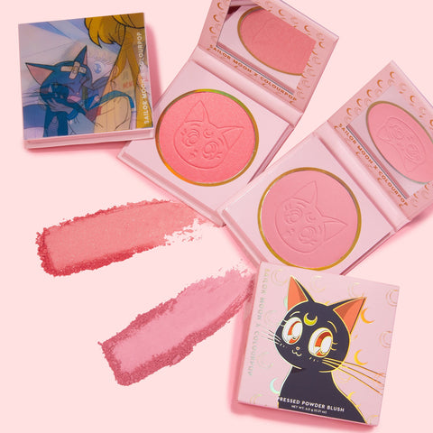 Colourpop cat's eye pressed powder blush