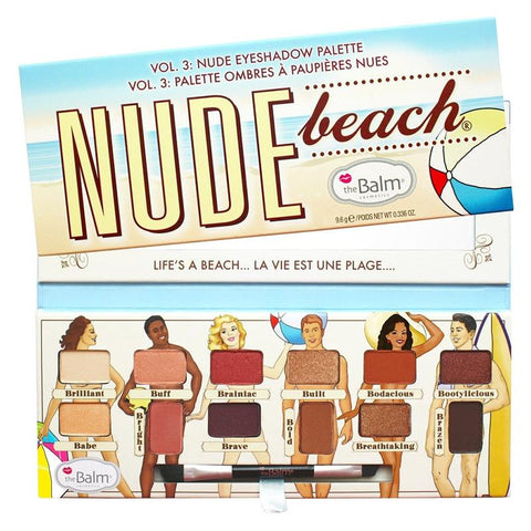 The Balm Nude Beach® Eyeshadow Palette