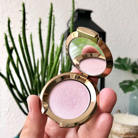 Becca Prismatic amethyst mini highlighter shimmer (unboxed )