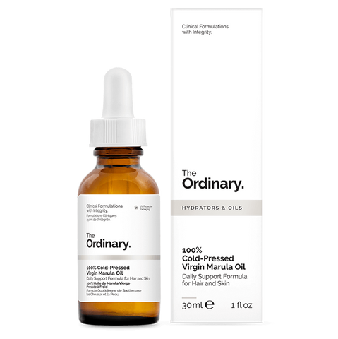 THE ORDINARY. 100% Cold-Pressed Virgin Marula Oil