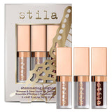 Stila Cosmetics Shimmering Heights Liquid Eye Shadow Set