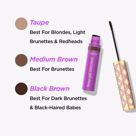 Tarte Busy Gal Brows Tinted Brow Gel