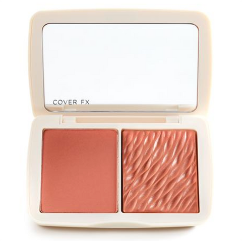 Cover Fx Monochromatic Blush Duo - Spiced Cinnamon