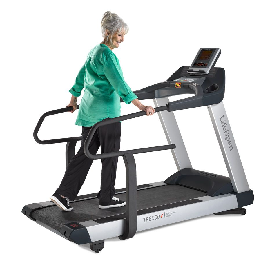LifeSpan TR8000i Rehabilitation Treadmill