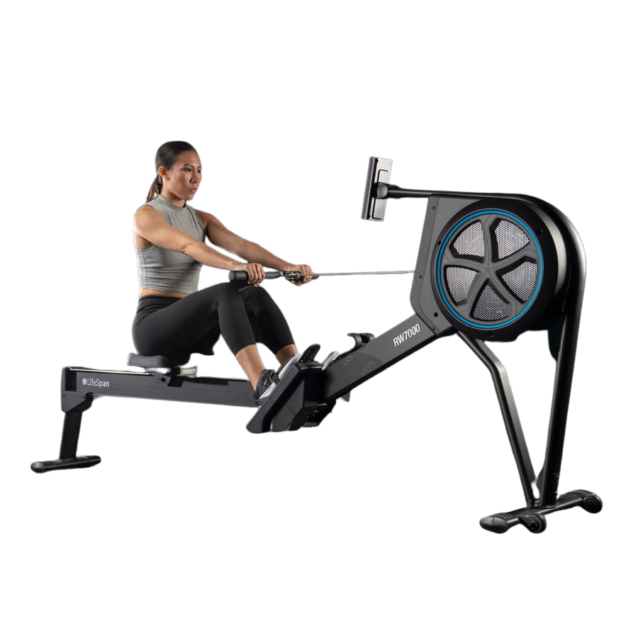 LifeSpan RW7000 Commercial Rowing Machine