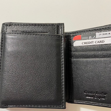 Load image into Gallery viewer, Leather Wallet W/ID 2304