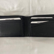 Load image into Gallery viewer, Leather Paul & Taylor Wallet 2217
