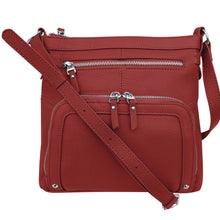 Load image into Gallery viewer, Leather Crossbody Bag 3018