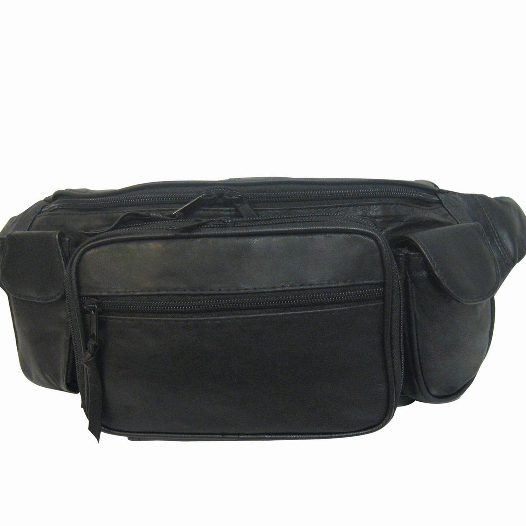 Leather Fanny Pack 3089