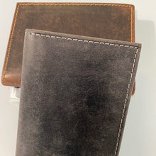 Load image into Gallery viewer, Hunter Leather Card Case 51326