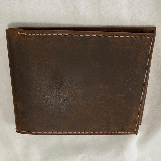 Hunter Leather RFID Wallet 51301