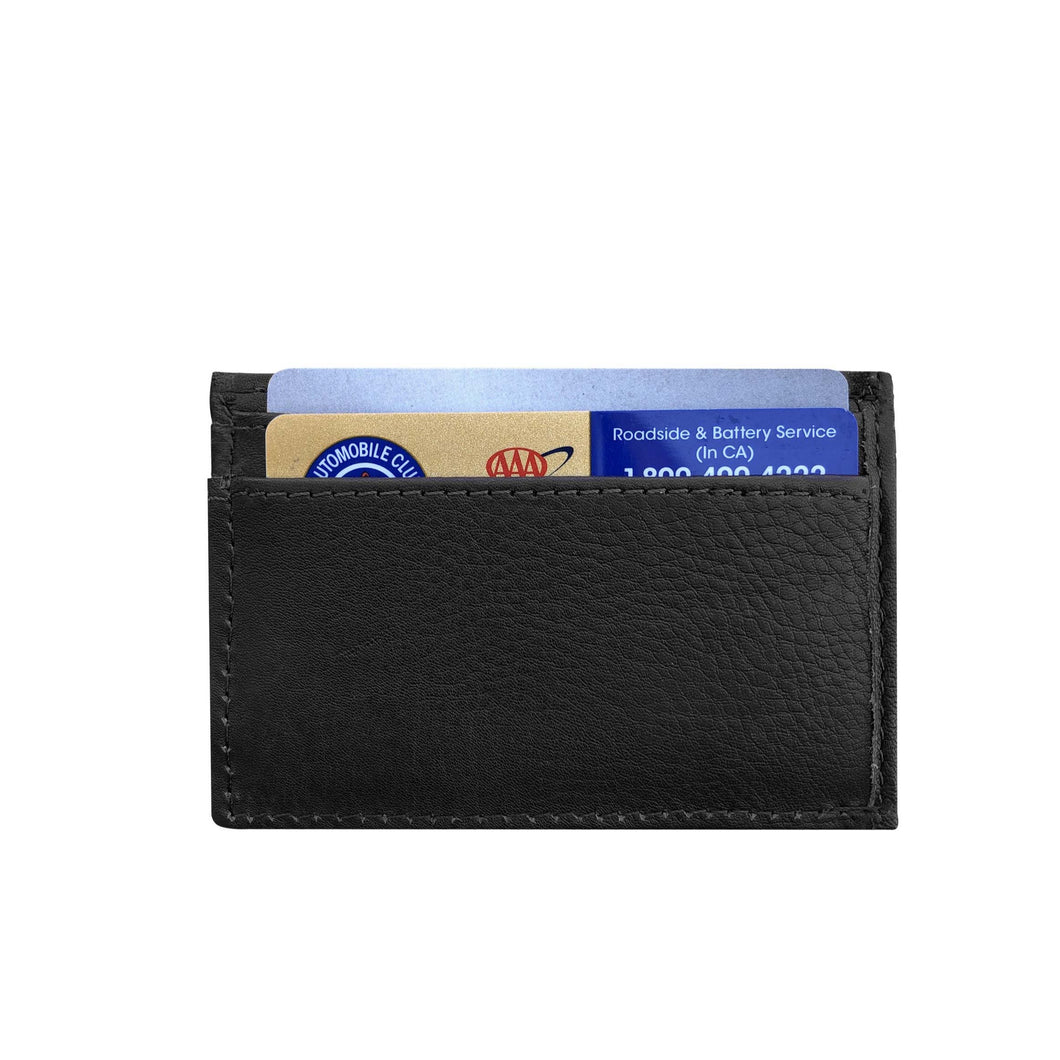 Leather Money Clip 910B