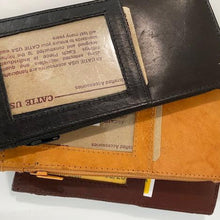 Load image into Gallery viewer, Leather Card Case C82