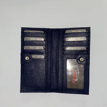 Load image into Gallery viewer, Pielino Leather Credit Card Wallet