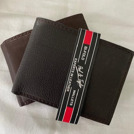 Leather Paul & Taylor Wallet 2211