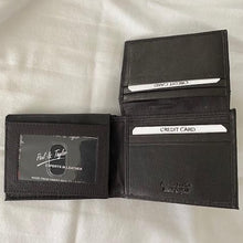 Load image into Gallery viewer, Leather Paul & Taylor Wallet 2211