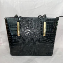 Load image into Gallery viewer, Faux Alligator handbag Set