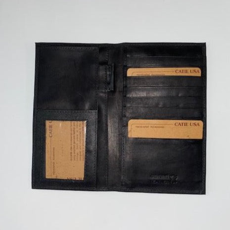 Leather Checkbook Cover 61