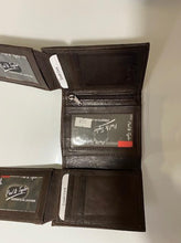 Load image into Gallery viewer, Leather Paul & Taylor Wallet 2230