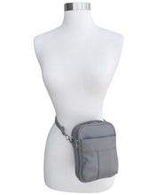 Load image into Gallery viewer, Leather Crossbody Bag W008