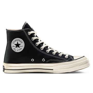 CONVERSE CHUCK TAYLOR ALL STAR '70 HI BLACK
