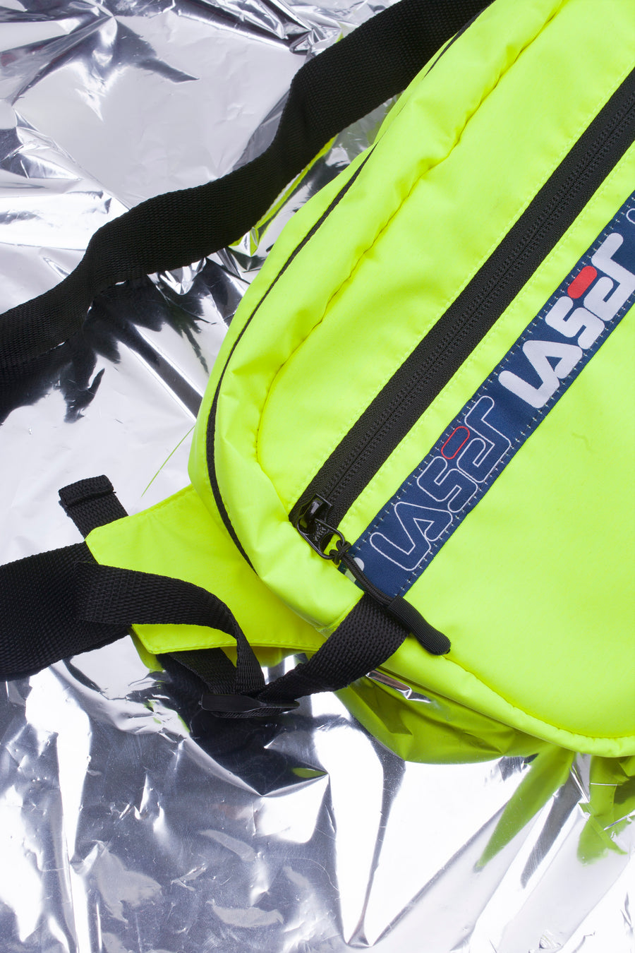 1993 TECH BUM BAG NEON