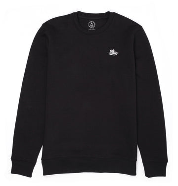1ST STRIKE CREWNECK BLACK
