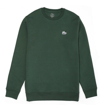 1ST STRIKE CREWNECK PINE GREEN