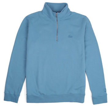 1ST STRIKE HALF ZIP DYED STORM BLUE