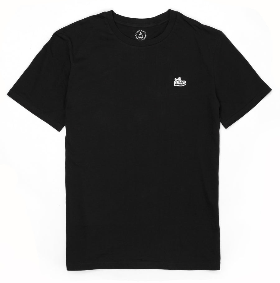 1ST STRIKE TEE BLACK