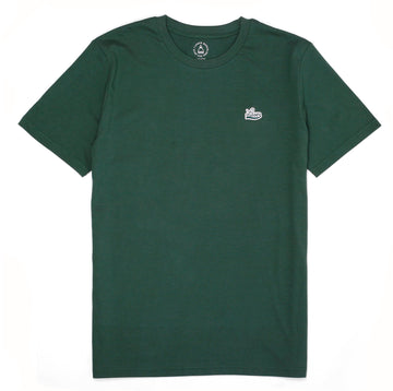 1ST STRIKE TEE PINE GREEN