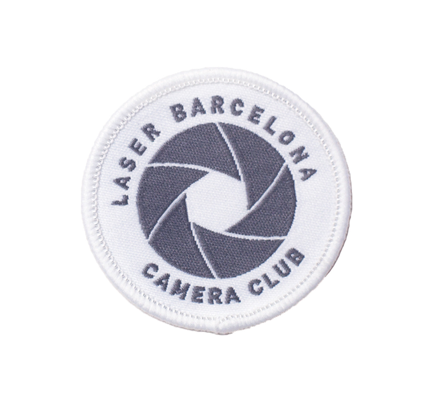 CAMERA CLUB PATCH