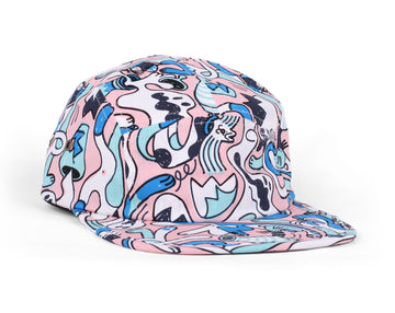 RAWAL ARTIST SERIES X SAWE 5 PANEL HAT