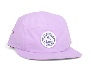 BARCELONETA 5 PANEL HAT LILAC